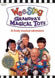 Grandpa's Magical Toys (DVD)
