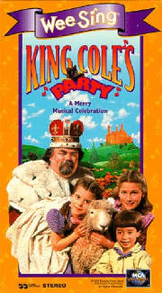 King Cole's Party (new VHS)