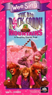 The Big Rock Candy Mountains (new VHS)