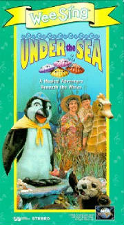 Under the Sea (new VHS)
