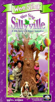 Wee Sing in Sillyville (new VHS)