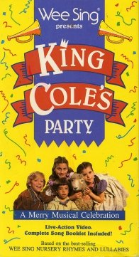 King Cole's Party (old VHS)