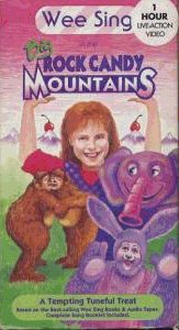 The Big Rock Candy Mountains (old VHS)