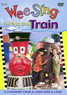 The Wee Sing Train (DVD)