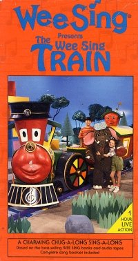 The Wee Sing Train (old VHS)